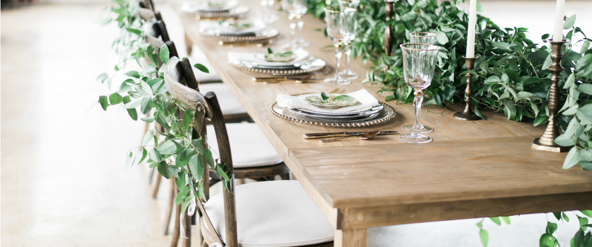 Farm Table Inspiration