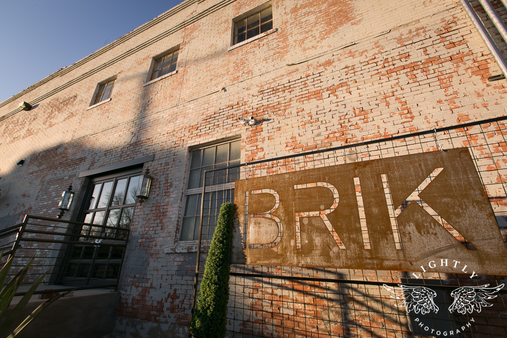 Looking for a unique wedding venue in Fort Worth? Look no further than Brik Venue.