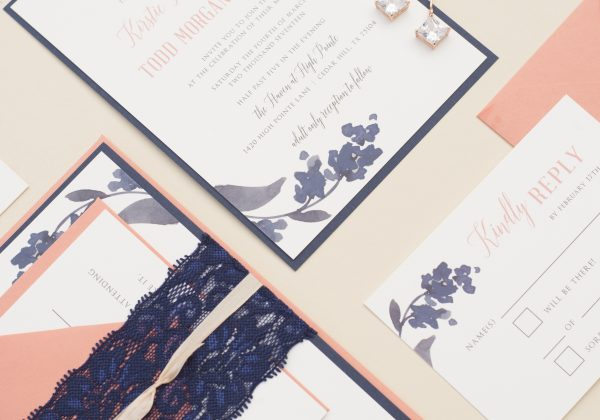 LANELOVE PAPER CO. // DALLAS WEDDING STATIONARY DESIGNER