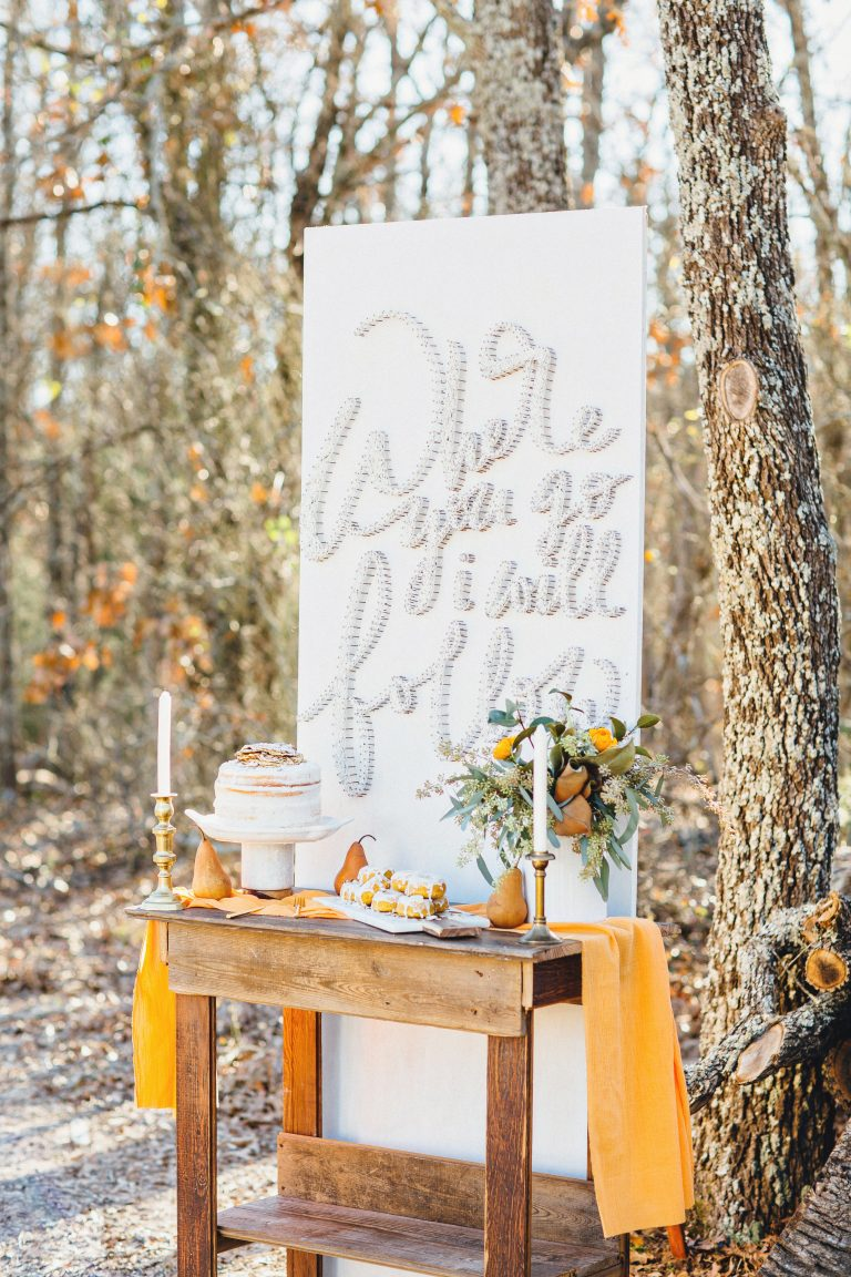 White Sparrow Elopement