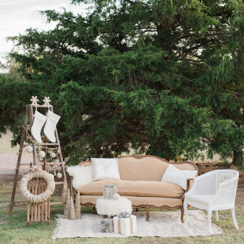 Sugar Creek Vintage Rentals Holiday Mini Sessions 2017