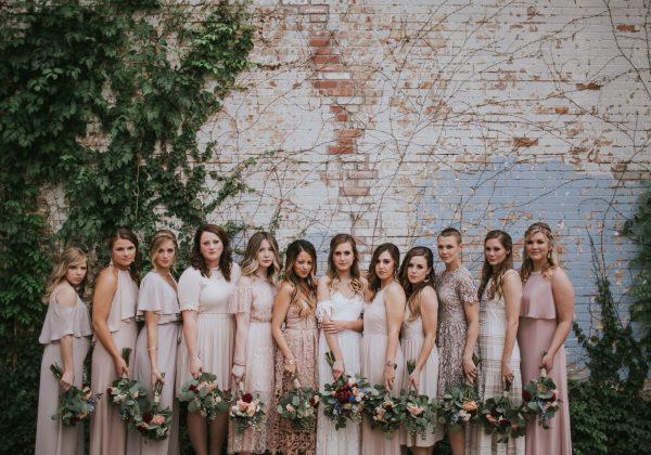 BRIK VENUE // REAL WEDDING // SARAH & TY
