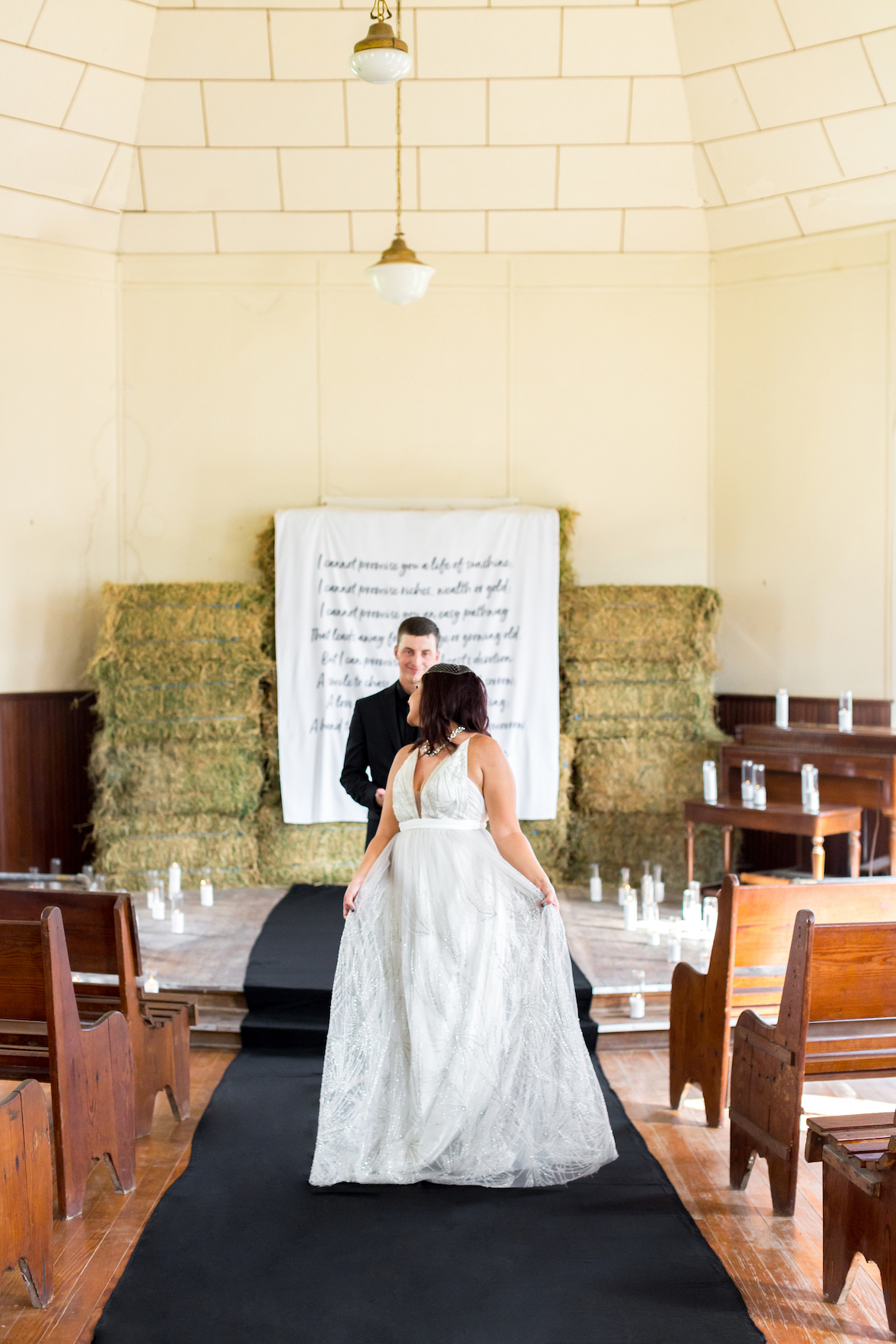 #RENEWEDLOVESTORIES | Edgy Country Rock Vow Renewal