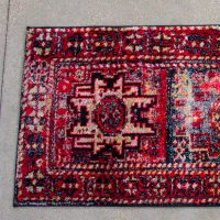 Nell Red Rug