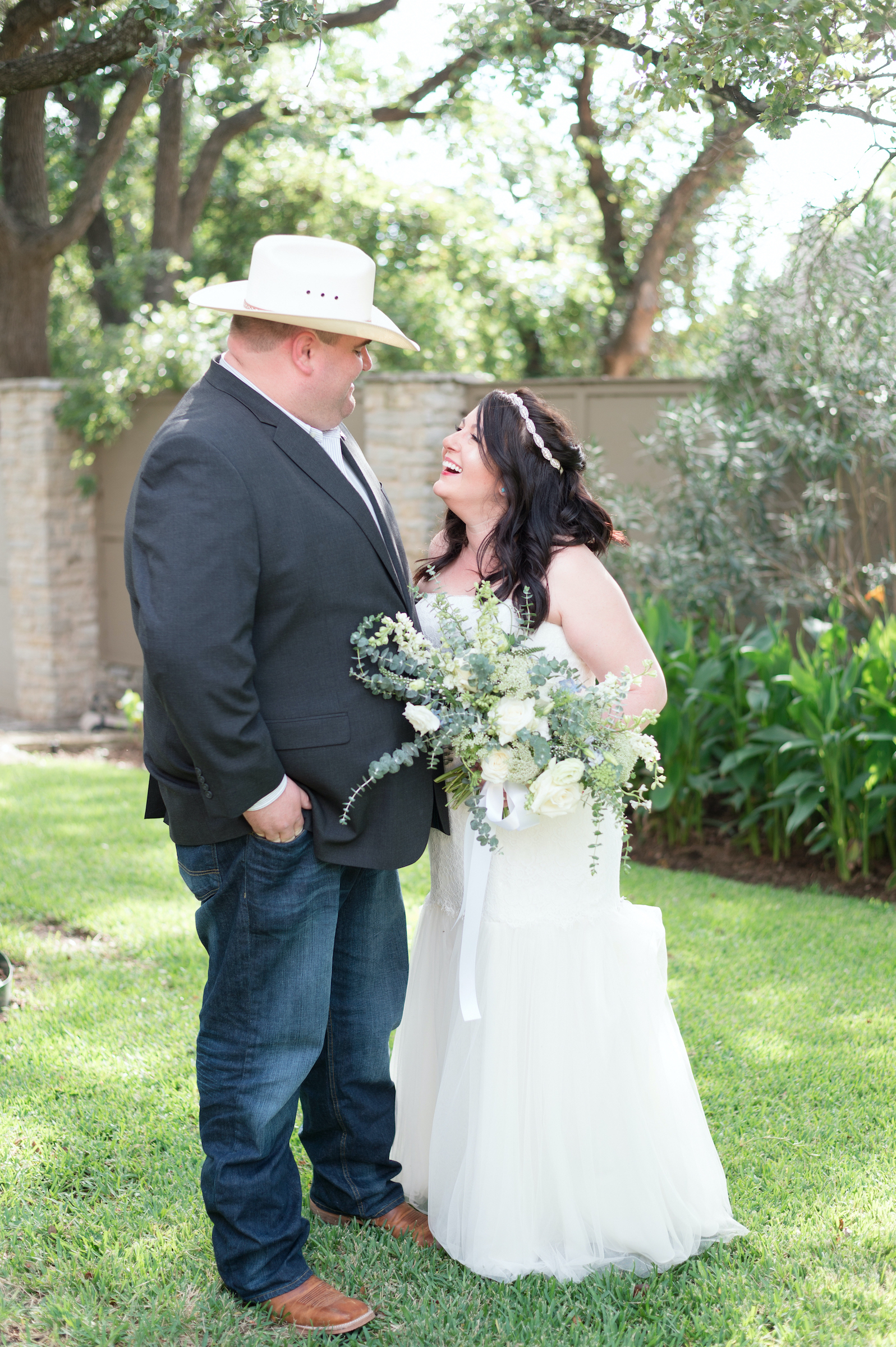Elopement at The Inn on Lake Granbury