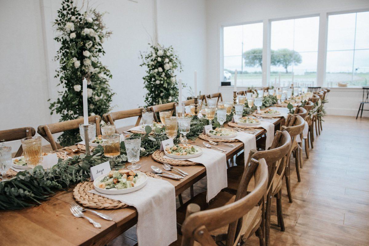 Backyard Wedding Collection - Sugar Creek Event Rentals