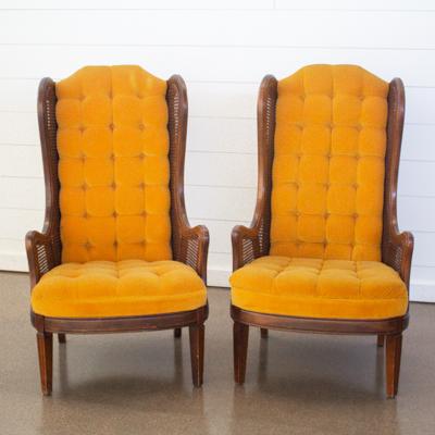 Marigold Mustard Chairs