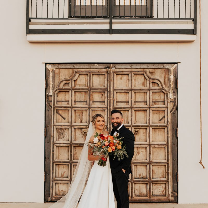 Boho Moody Glam Wedding at Lazy S Hacienda (Weatherford, TX) - Taylor Salerno Photo